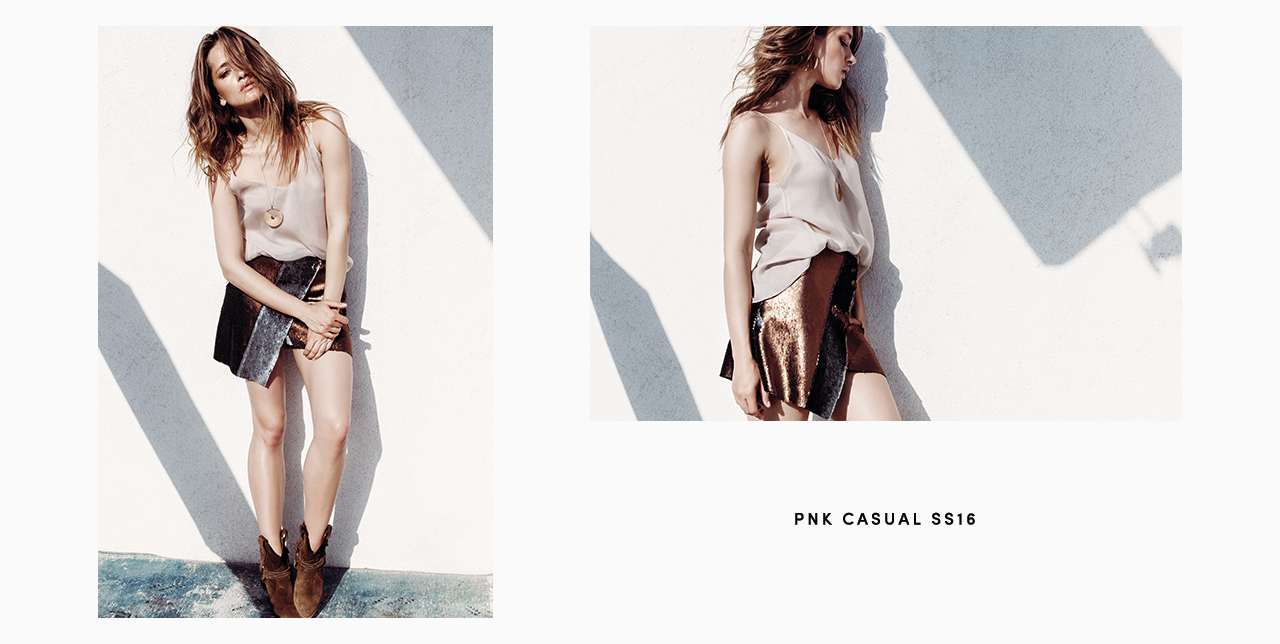 PNK casual Spring/Summer 2016 Collection - Limited Edition - 23